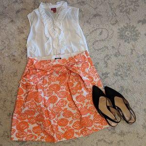 Merona Tops - 🏷️3/$10 sale! Merona ruffle blouse